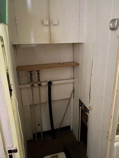 Bathroom featured at 5740 Garden Creek Rd, Rowe, VA 24646