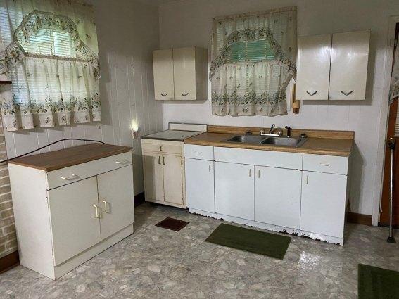 Kitchen featured at 5740 Garden Creek Rd, Rowe, VA 24646