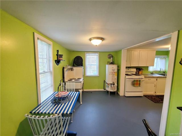 Kitchen featured at 9705 Pearl St, Angola, NY 14006
