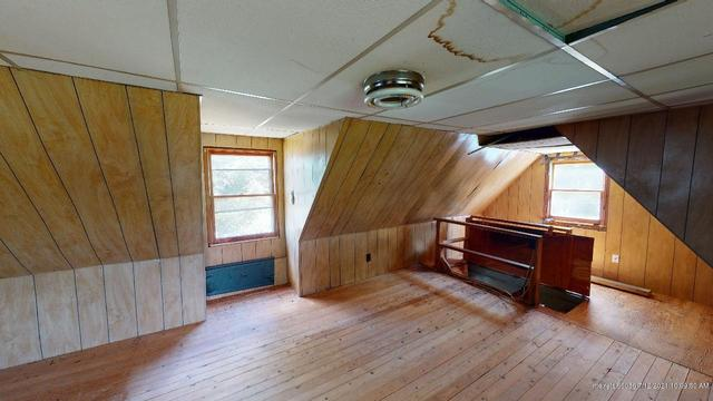 Bedroom featured at 19 Herring Tract Rd, Willimantic, ME 04443