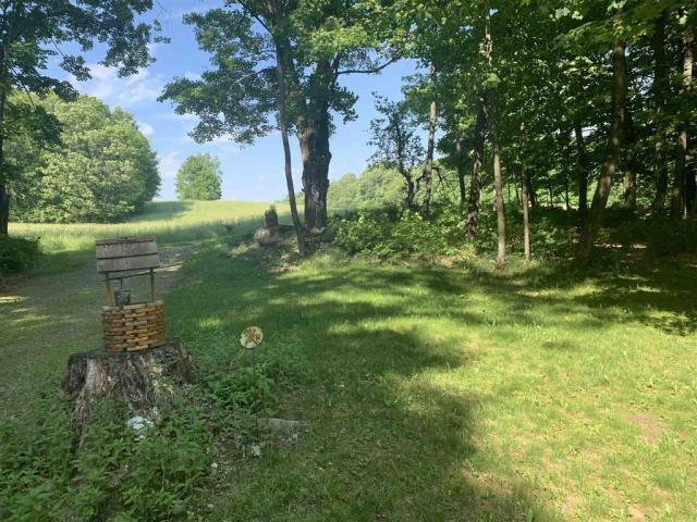Yard featured at 762 Linton Hill Rd, Coventry, VT 05825