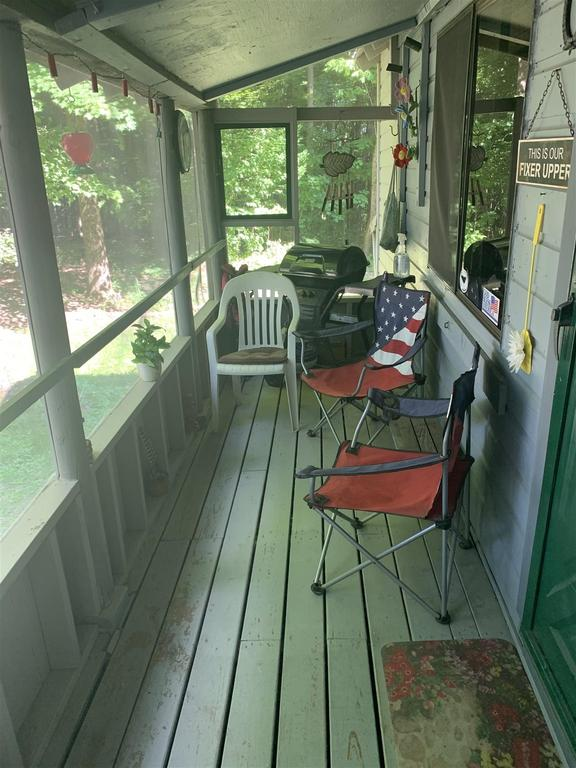 Porch featured at 762 Linton Hill Rd, Coventry, VT 05825