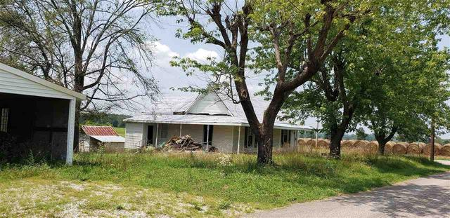 Yard featured at 641 Mill St, Hollow Rock, TN 38342