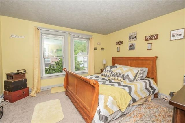 Bedroom featured at 3967 Stiffler Hill Rd, Cherry Tree, PA 15724