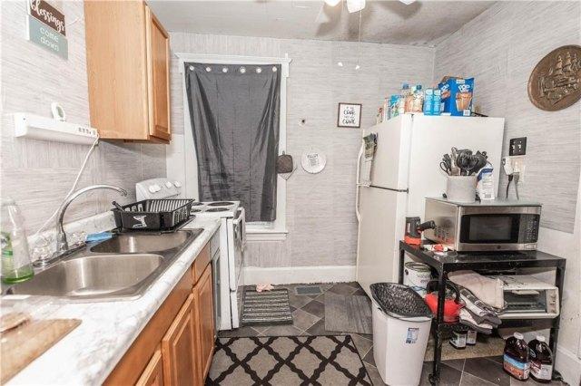 Kitchen featured at 3967 Stiffler Hill Rd, Cherry Tree, PA 15724