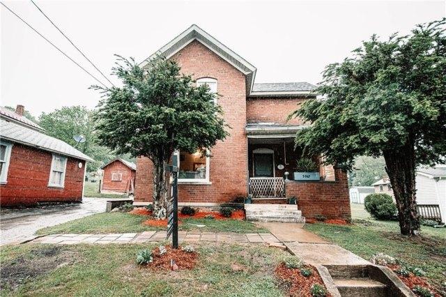 Yard featured at 3967 Stiffler Hill Rd, Cherry Tree, PA 15724
