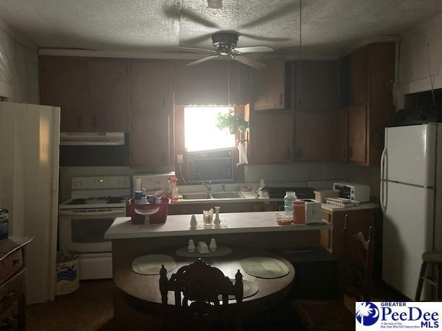 Kitchen featured at 307 E 1st Ave, Lake View, SC 29563