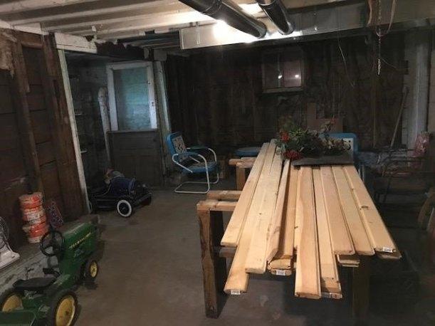 Porch featured at 400 N Walnut St, Bay City, MI 48706