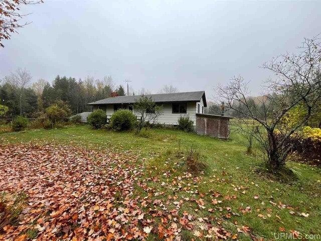 Farm land featured at N9590 Petes Dr, Felch, MI 49831