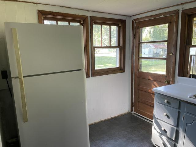 Laundry room featured at 3832 Flat St, Big Stone Gap, VA 24219