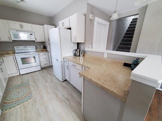 Kitchen featured at 220 Fremont St S, Lake Benton, MN 56149