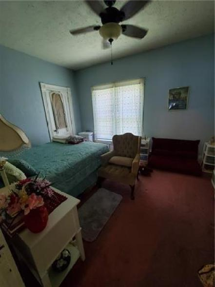 Bedroom featured at 217 W State St, Troy, KS 66087