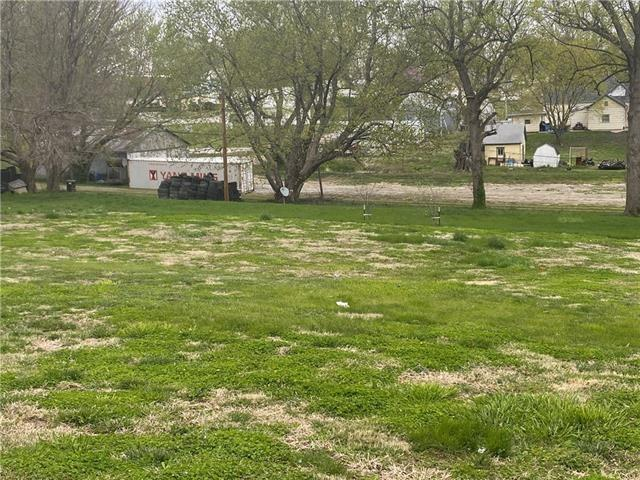 Yard featured at 403 W Pine St, Oregon, MO 64473