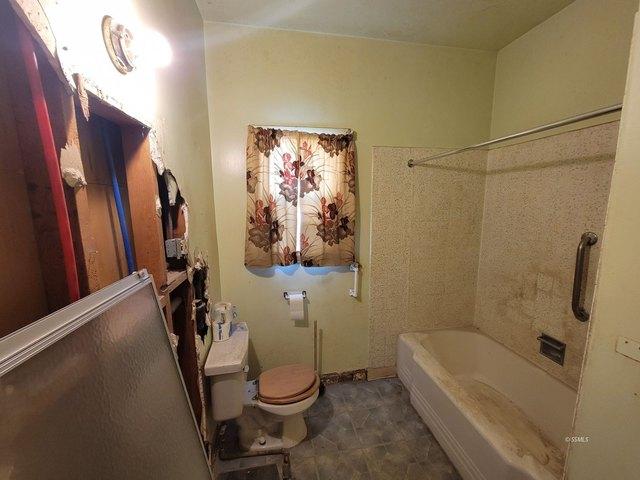 Bathroom featured at 13300 Wildrose St, Trona, CA 93562