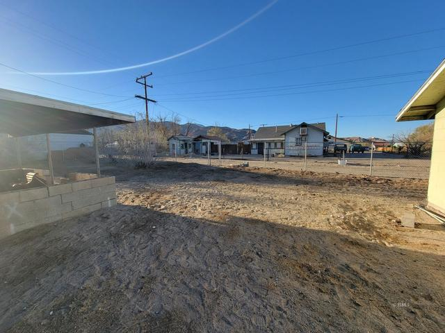 Road view featured at 13300 Wildrose St, Trona, CA 93562