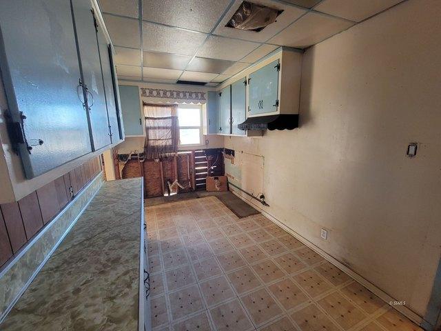 Kitchen featured at 13300 Wildrose St, Trona, CA 93562