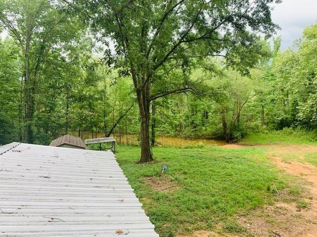 Yard featured at 348 Bohannon, Hemphill, TX 75948