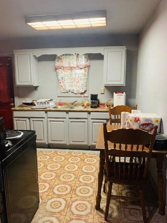Kitchen featured at 348 Bohannon, Hemphill, TX 75948