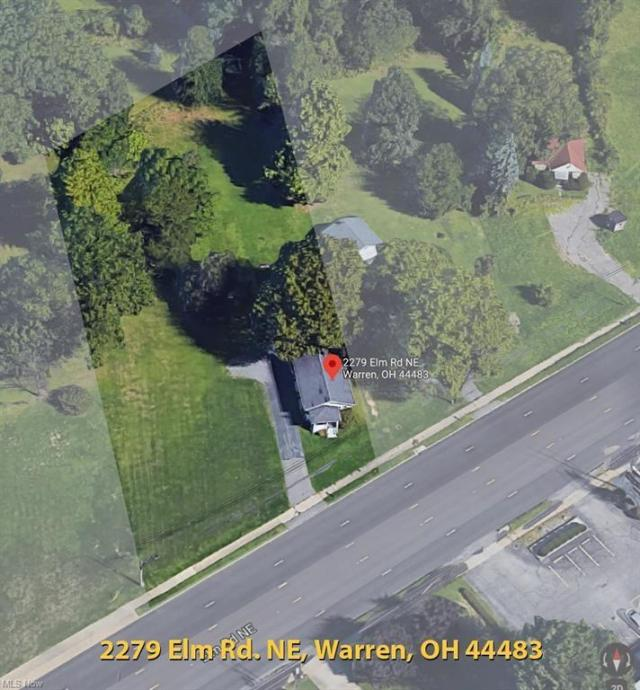 Road view featured at 2279 Elm Rd NE, Warren, OH 44483