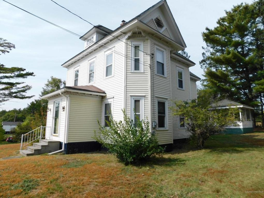C 1865 Maine Handyman Special W Possible Seller Financing 79k Old Houses Under 100k