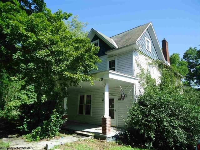 Porch yard featured at 23 Union St, Huttonsville, WV 26273