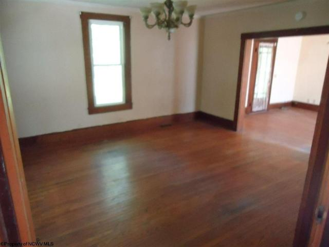 Living room featured at 23 Union St, Huttonsville, WV 26273