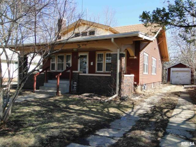 House view featured at 113 Chandler Blvd, Macomb, IL 61455