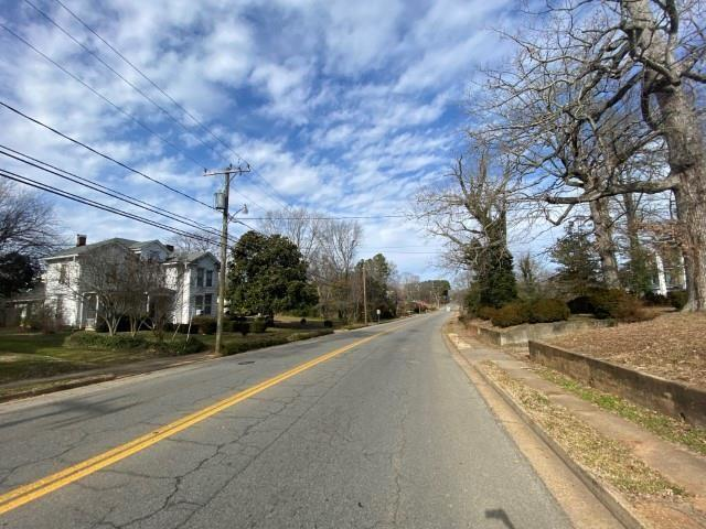 Road view featured at 655 N Main St, Chase City, VA 23924