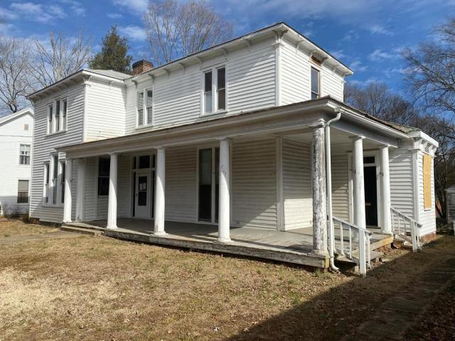 Porch featured at 655 N Main St, Chase City, VA 23924