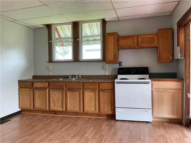 Kitchen featured at 111 Main St, New Haven, WV 25265