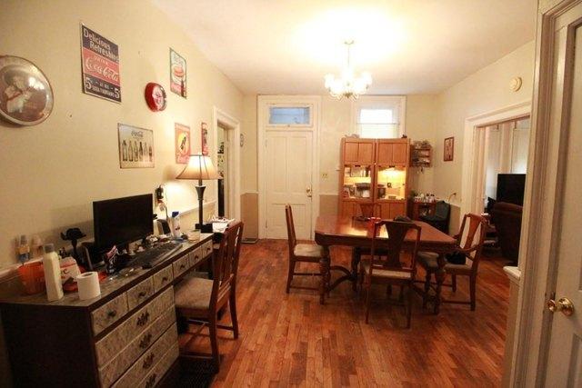 Dining room featured at 217 NE 4th St, Abilene, KS 67410