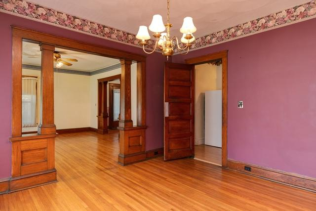 Dining room featured at 211 W Miller St, Elmira, NY 14904