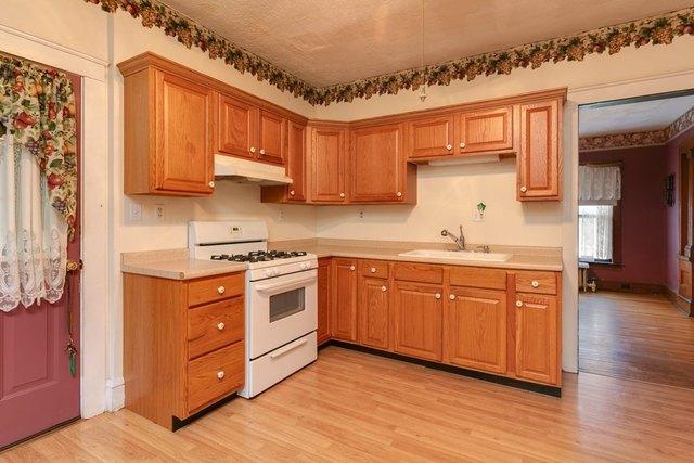 Kitchen featured at 211 W Miller St, Elmira, NY 14904