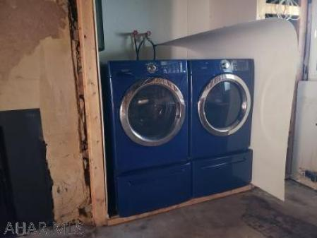Laundry room featured at 370 Chestnut St, New Enterprise, PA 16664