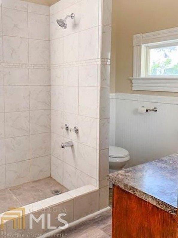 Bathroom featured at 608 Ware St, Waycross, GA 31503