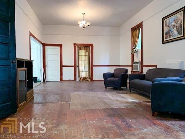 Living room featured at 608 Ware St, Waycross, GA 31503