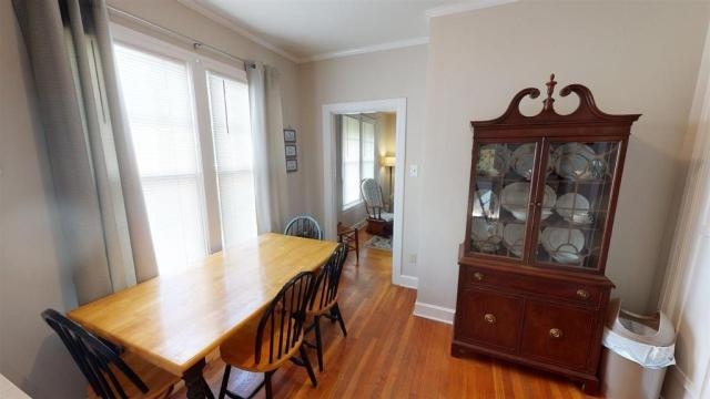 Dining room featured at 516 Phillips St, Dyersburg, TN 38024