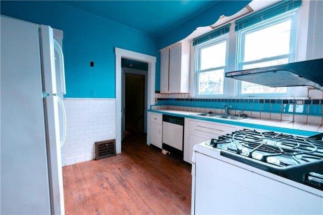 Kitchen featured at 725 2nd St, Monessen, PA 15062