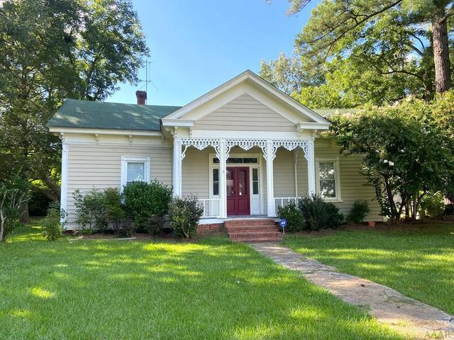 House view featured at 408 S Main St, Rich Square, NC 27869