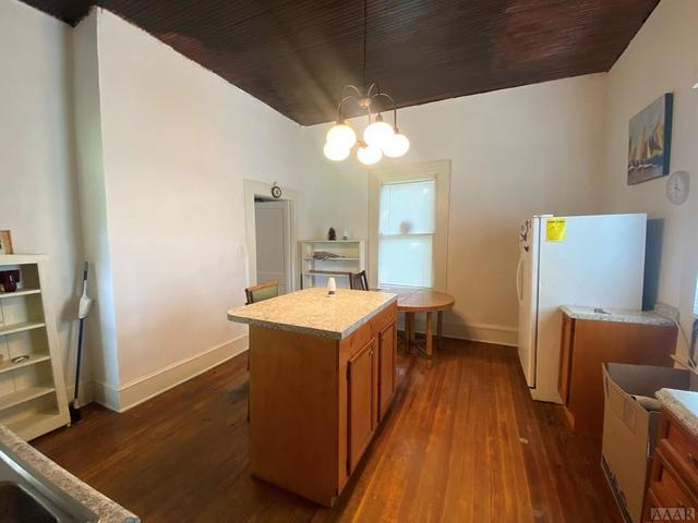 Kitchen featured at 408 S Main St, Rich Square, NC 27869