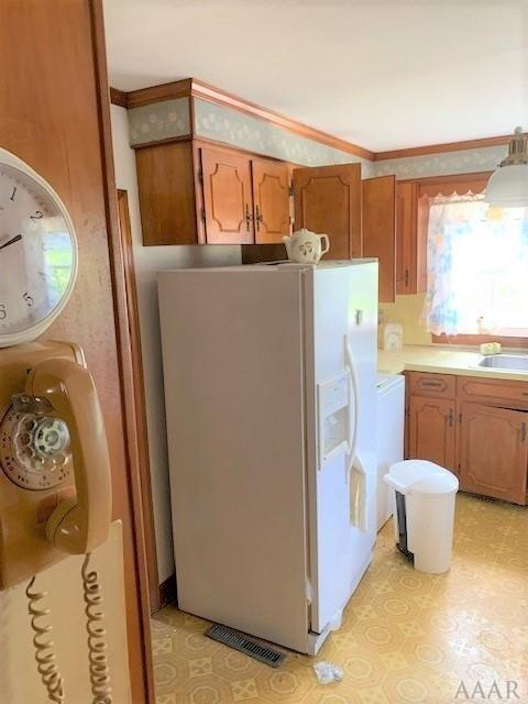 Kitchen featured at 2507 N Highway 45, Colerain, NC 27924