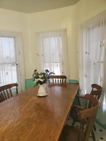 Dining room featured at 3150 Jenson St, Lewiston, MI 49756
