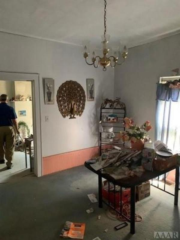 Dining room featured at 2604 Wakelon Rd, Colerain, NC 27924