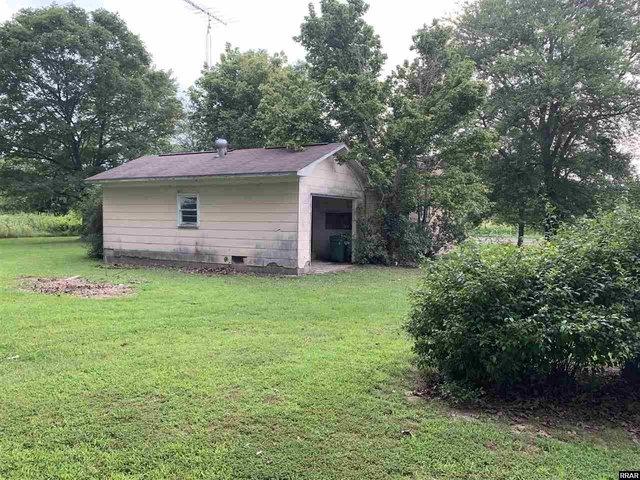 Yard featured at 8284 Highway 89, Palmersville, TN 38241