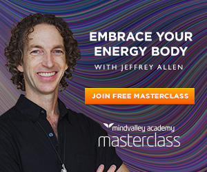 Embrace Your Energy Body with Jeffrey Allen