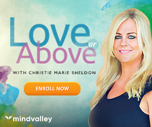 Love or Above with Christie Marie Sheldon