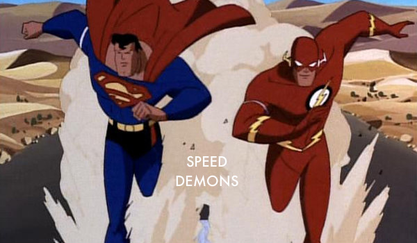 Speed demons header