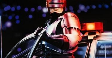 1987 Robocop poster