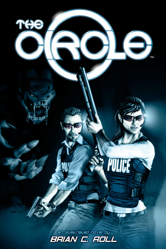 The circle coverimage