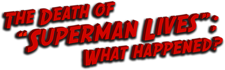 death-of-superman-lives-logo